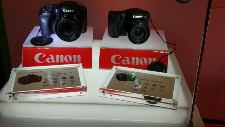 Selain Seri G7 X Mark II, Canon Juga Perkenalkan 4 Seri PowerShot SX