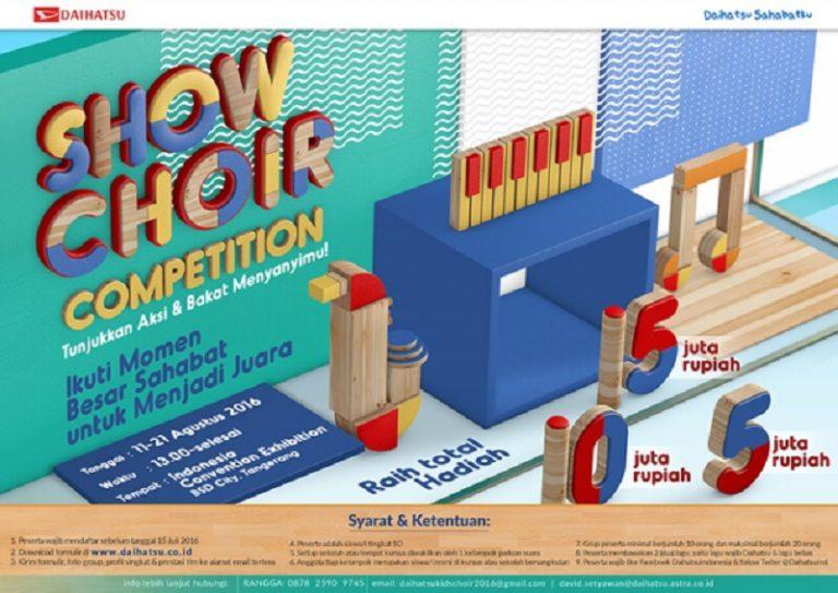 Ramaikan GIIAS 2016, Daihatsu Akan Gelar Tiga Kompetisi Menarik