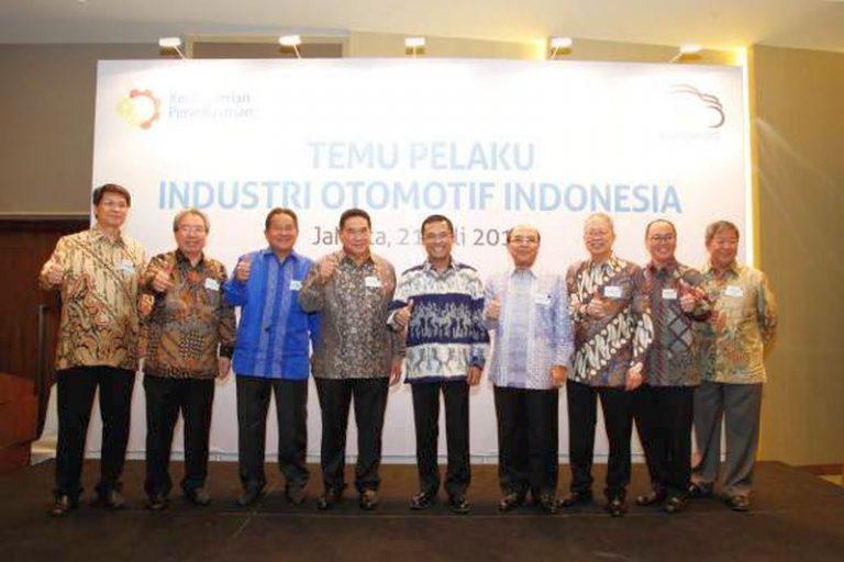 Menteri Perindustrian: Ajang GIIAS 2016 Tunjukkan Potensi Besar Industri Otomotif Indonesia di Mata Dunia