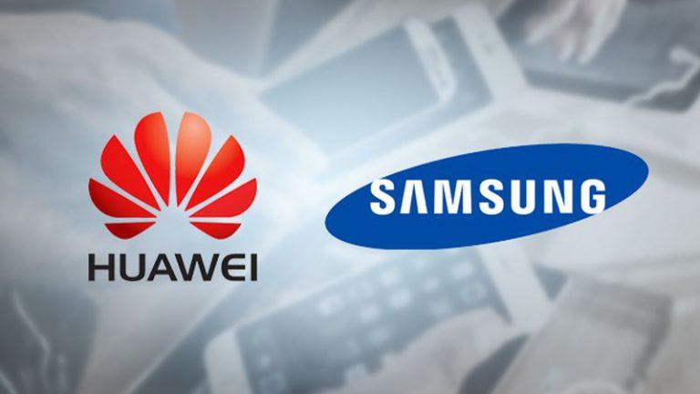 Saling Tuding Masalah Paten Terjadi Antara Samsung dan Huawei
