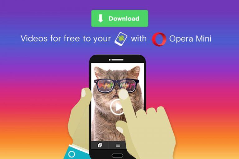 Download Video di Media Sosial Kini Lebih Mudah dengan Opera Mini Terbaru