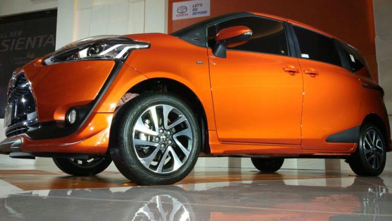 Toyota All New Sienta Diproduksi di Karawang, Pentingkan untuk Kebutuhan Lokal