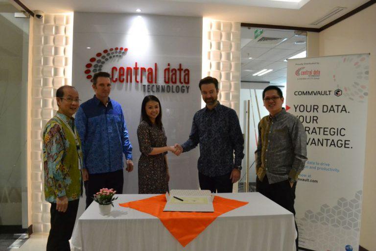 PT. Central Data Technology Hadirkan Solusi Commvault Backup dan Recovery Data untuk Enterprise dan UKM di Indonesia