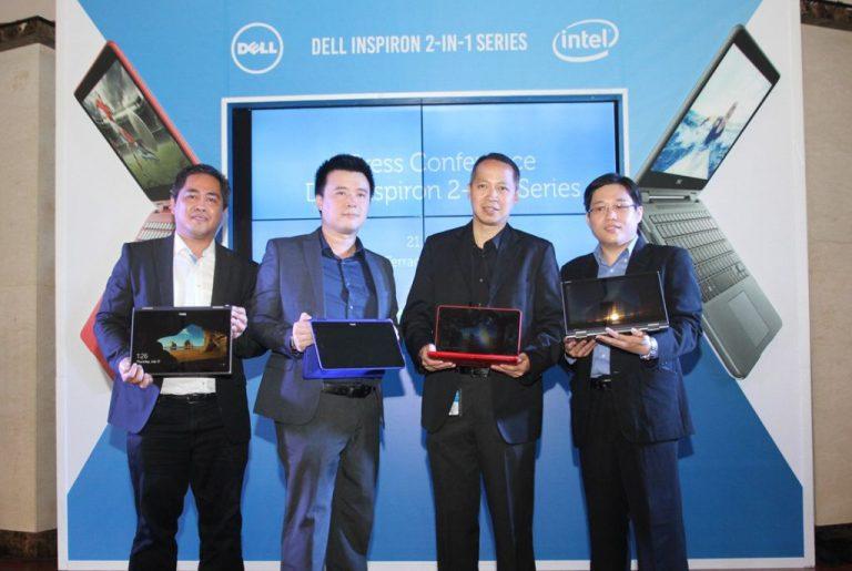 Sambut Tahun Ajaran Baru, Dell Luncurkan Rangkaian Notebook 2-in-1 Terbaru Seri Inspiron