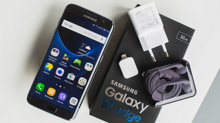 Penjualan Galaxy S7 dan S7 Edge Dongkrak Pendapatan Samsung