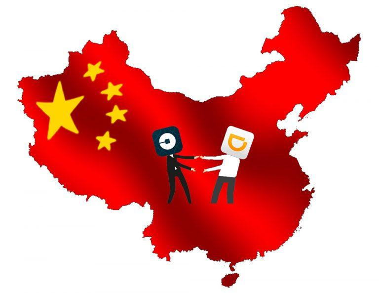 Layanan Uber Setuju Bergabung dengan Didi di Cina. Apa Artinya?
