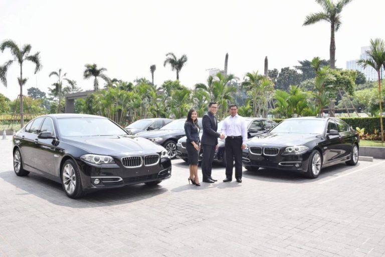"""BMW 520i Jadi Kendaraan Resmi Para Menteri di """"12th World Islamic Economic Forum"""""""