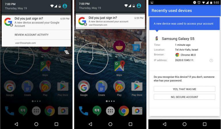 Notifikasi Langsung Tanpa Melalui E-mail Kini Tersedia Bagi Pengguna Android
