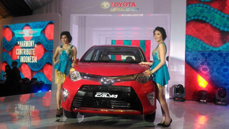 Inilah Estimasi Harga Toyota Calya dan Daihatsu Sigra