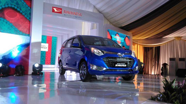 Sigra dan Calya, Real 7 Seater dengan Sokongan Mesin Baru