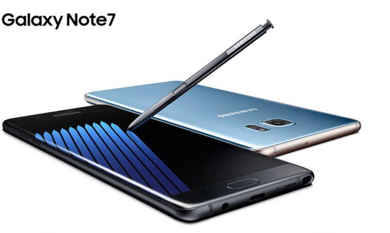 5-21 Agustus 2016: Pre Order Samsung Galaxy Note 7 Dimulai, Harganya Rp 10.777.000