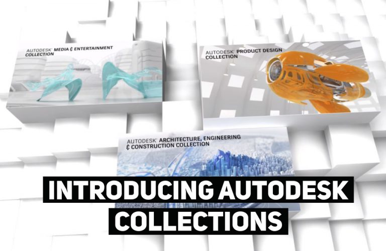 Sederhanakan 20-an Paket 'Design & Creation Suite', Autodesk Hadirkan 3 'Industry Collections' Berbasis Subscription Model