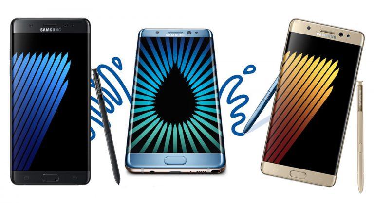 Galaxy Note 7 Jadi Smartphone Pertama Gunakan Proteksi Layar Gorilla Glass 5