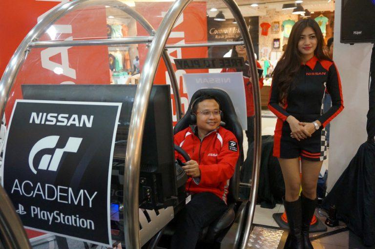 Nissan GT Academy 2016 Rambah Kota Pelajar Yogyakarta