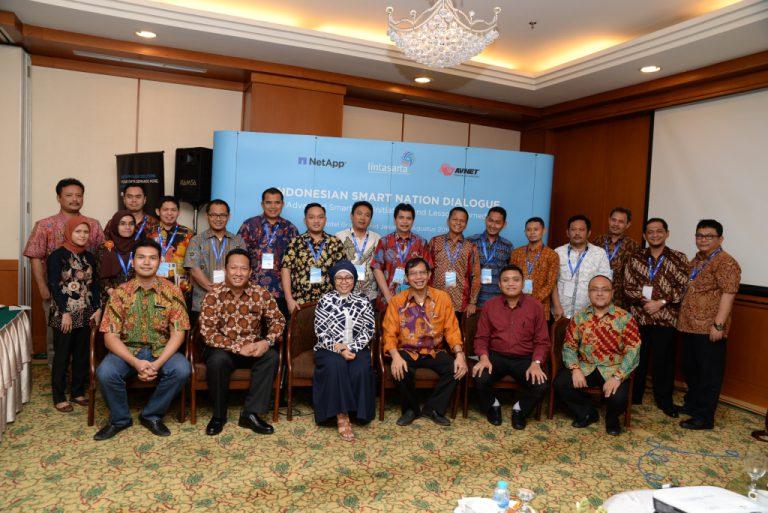 Dukung Wujudkan Smart City di Kota Indonesia, NetApp Indonesia Gelar Indonesian Smart Nation Dialogue 2016