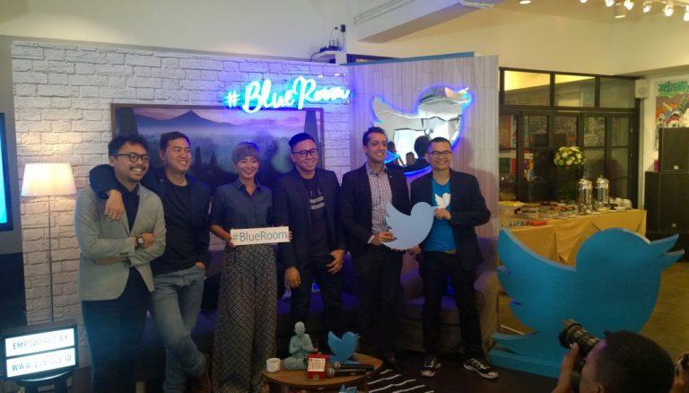 Twitter Jadikan  #BlueRoom Sebagai Sarana 'Kopi Darat' Para Kreator Konten dan Audiensinya di Indonesia
