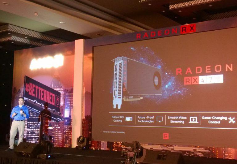 AMD Radeon RX 470 Sudah Dipasarkan. Inikah Graphics Card Favorit bagi Para Enthusiast Gamer?