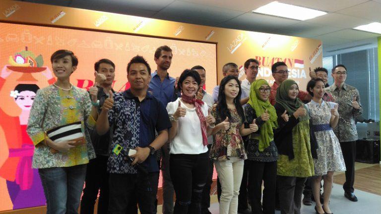 "Gandeng UKM, Lazada Indonesia Gelar Kampanye ""Buatan Indonesia"""