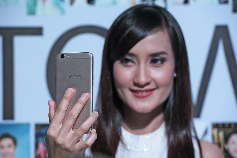 OPPO Klaim, 1 Menit Terjual 1 F1s di Pasar Indonesia