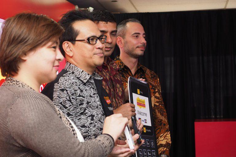 Indosat Ooredoo Perkenalkan D-Pay, Solusi Mobile Payment untuk UKM