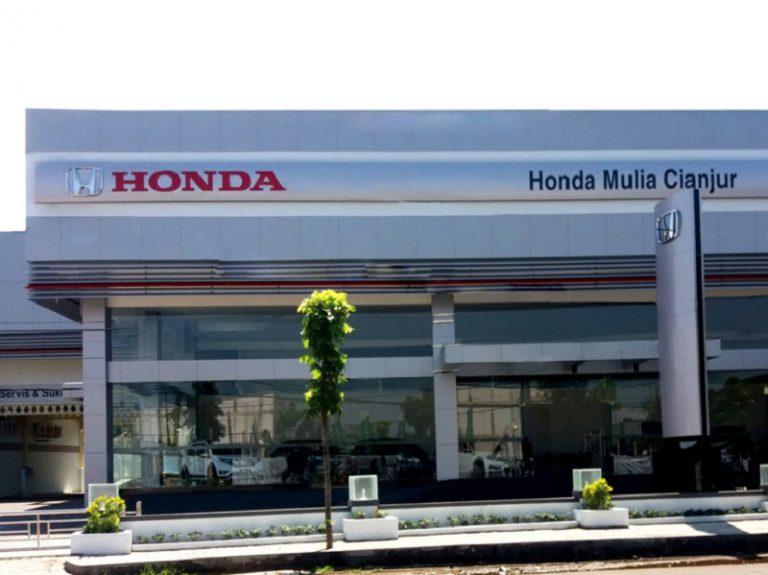 Lebarkan Sayap, Honda Buka Dealer Pertama di Kota Cianjur