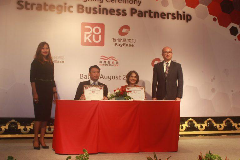 Kemitraan DOKU dan PayEase Dukung Transaksi Penjualan Online Lintas Indonesia – Tiongkok
