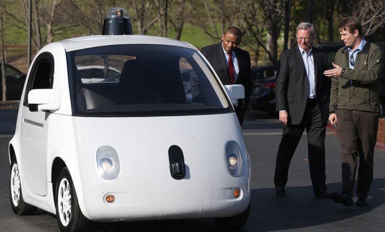 Unit Mobil Otonom Google Ditinggal Beberapa Pentolannya