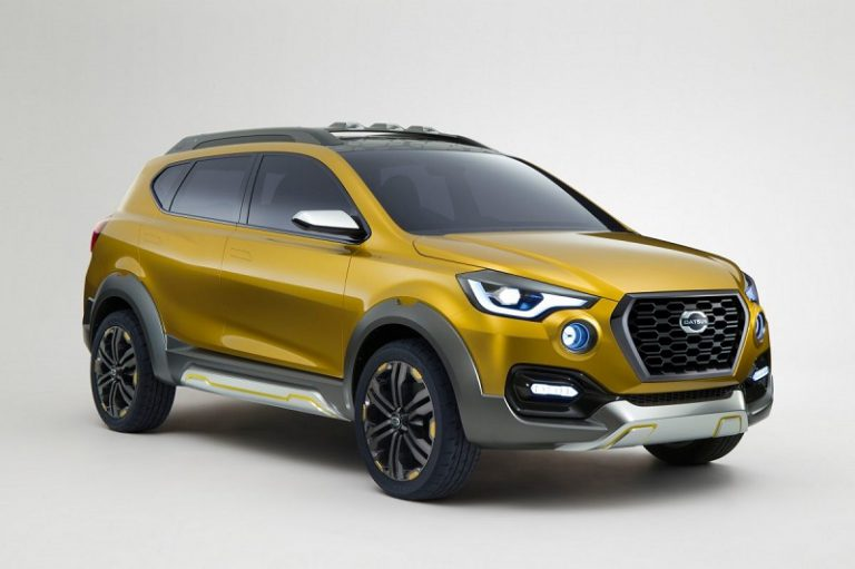 Pertama Kalinya, Datsun GO-cross Concept Sambangi GIIAS 2016