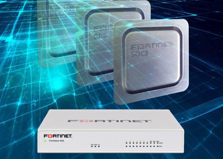 Gunakan Chip FortiASIC SOC3 Terbaru, Perangkat FortiGate 60E Diklaim Sebagai Firewall 'Terkuat' di Dunia
