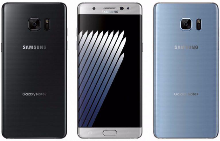 Di Korea Selatan Pre-order Galaxy Note 7 Menyentuh Angka 200 Ribu dalam Dua Hari