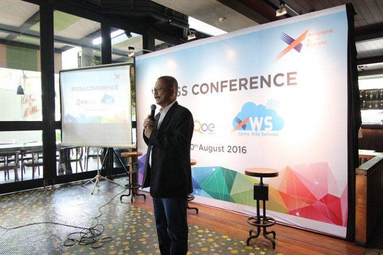 Astragraphia Xprins Indonesia Perkenalkan Dua Layanan Online B2B Terbaru