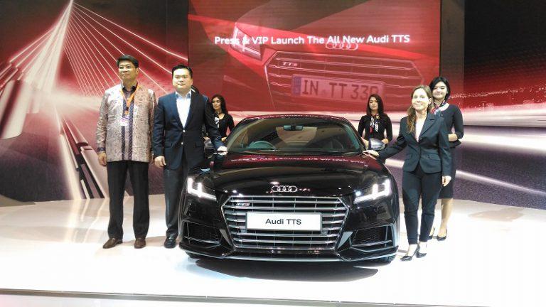 PT Garuda Mataram Motor Boyong All New Audi TTS ke Indonesia, Harganya?