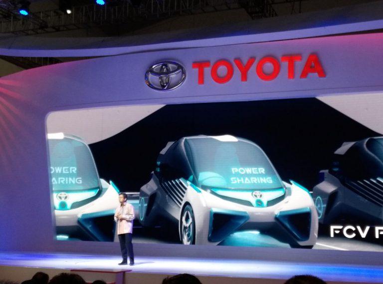 Semarakkan GIIAS 2016, Booth Toyota Tampilkan 30 Unit Kendaraan