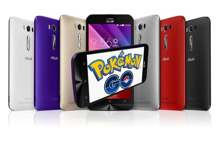 Sebagian Pengguna Zenfone Belum Bisa Bermain Pokemon GO, Asus Berikan Solusinya