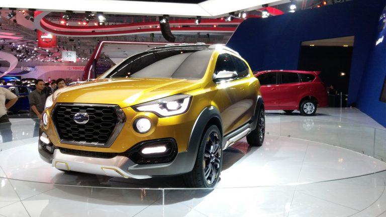 Datsun GO-Cross Concept: Visi Masa Depan dari Datsun GO