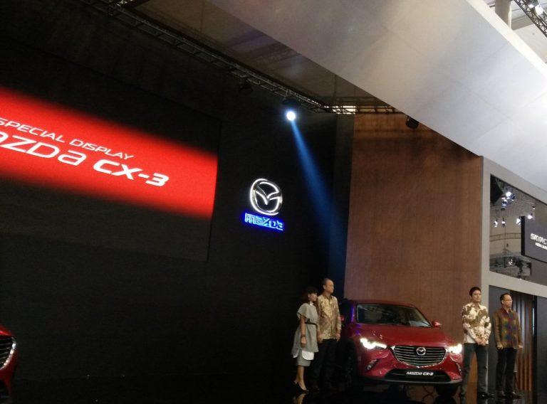 GIIAS 2016: Ada Mazda CX-3 di Booth Mazda Motor Indonesia