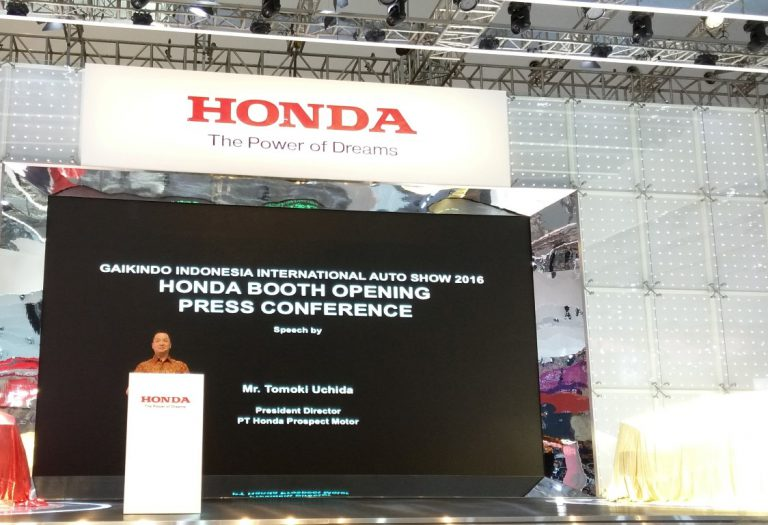 Honda Luncurkan Model-model Special Edition di GIIAS 2016