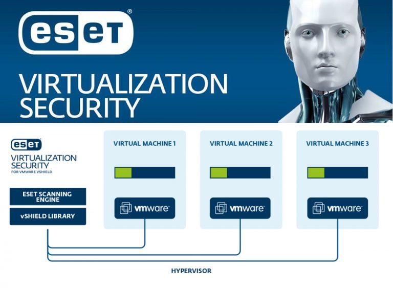 ESET Virtualization Security: Sekuriti Terpadu untuk Server Berteknologi Virtualisasi