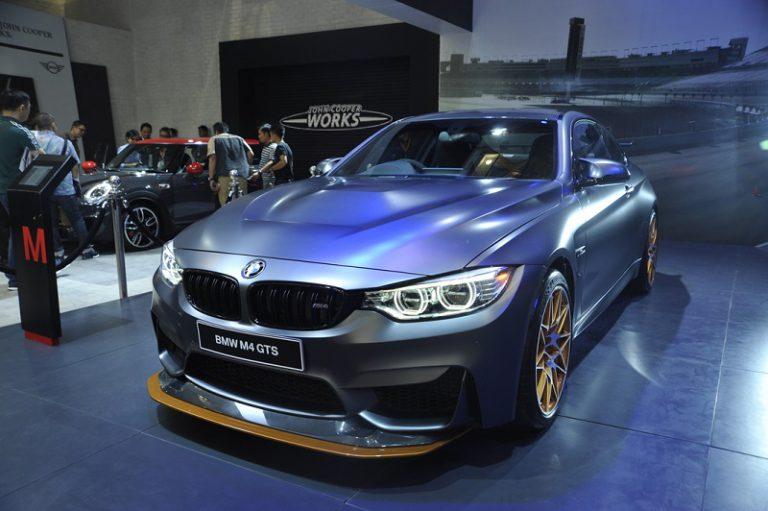 BMW Perkenalkan New M4 GTS Coupe di GIIAS 2016, Dibanderol Rp 3,8 Miliar