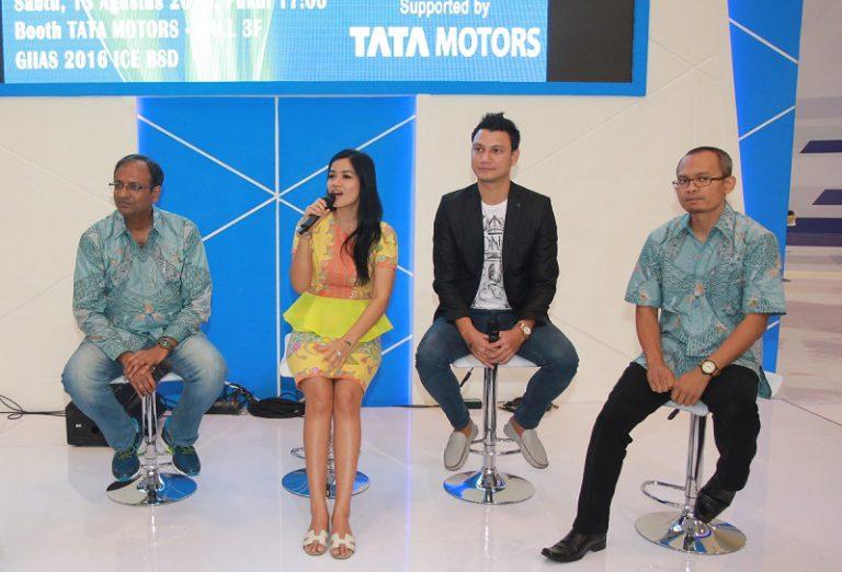 Tata Ace EX2, Food Truck Pilihan Titi Kamal untuk Usaha
