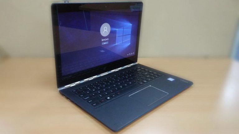 Review Lenovo Yoga 900: Yoga Tertinggi yang Fleksibel dengan Engsel Unik