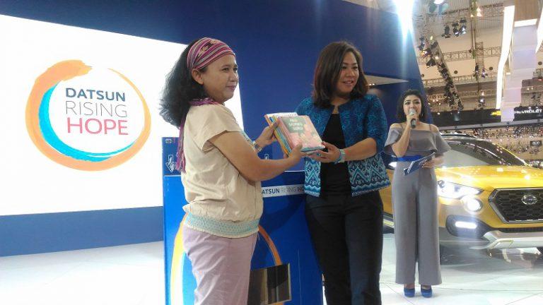 Ajak Berbagi Kebaikan untuk Anak-anak Indonesia, Datsun Kembali Gelar DRH