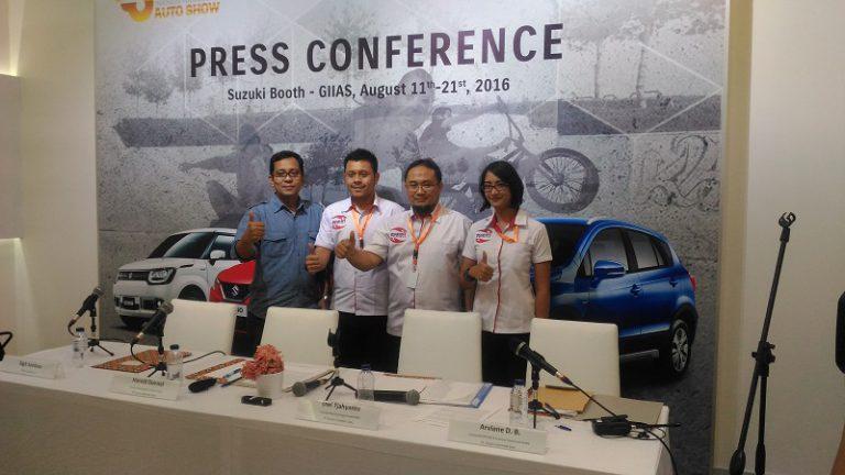 Dukung GIIAS Student' Day, Suzuki Donasikan APV untuk SMKN 5 Jakarta