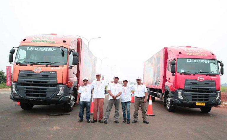 Pentingnya Peranan Sopir Jadi Alasan UD Trucks Gelar Kompetesi Pengemudi Truk Pertama di Indonesia