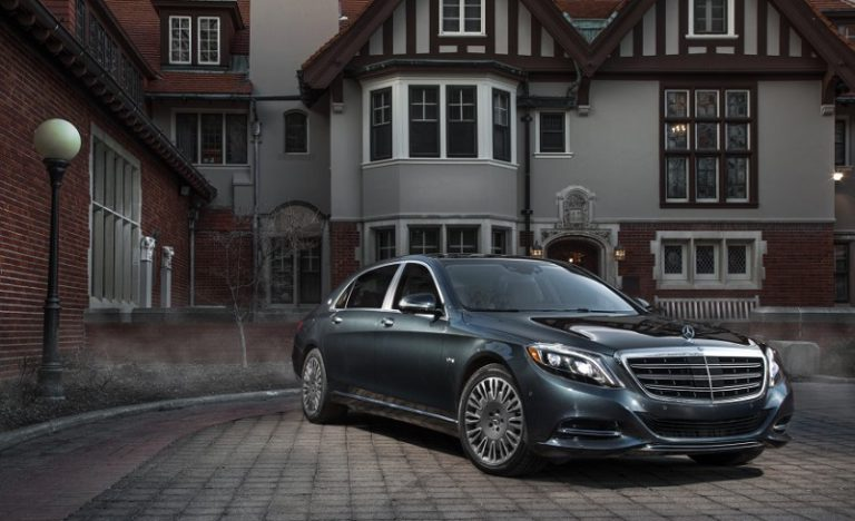 "Mercedes-Maybach S 600 Raih Predikat ""Best Luxury Car"""