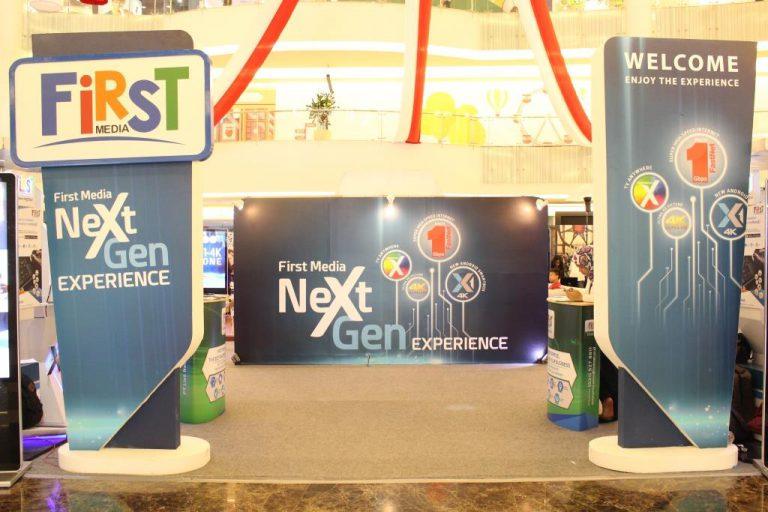 Sambut Ulang Tahun ke-20, First Media Gelar NeXt Gen Experience Tour ke-2