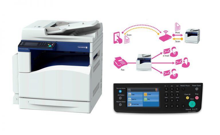 Tekan Ongkos Copy dan Cetak di UKM, Astragraphia Document Solution Luncurkan Fuji Xerox DocuCentre SC2020