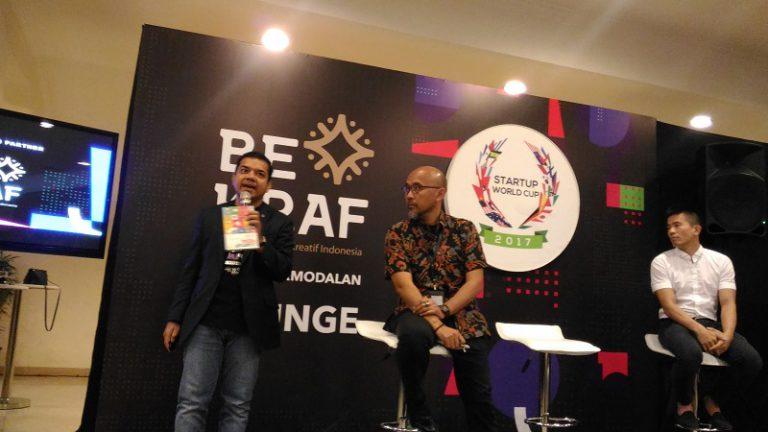Gandeng BEKRAF, Fenox VC Sukses Gelar Startup World Cup 2017 Regional Indonesia