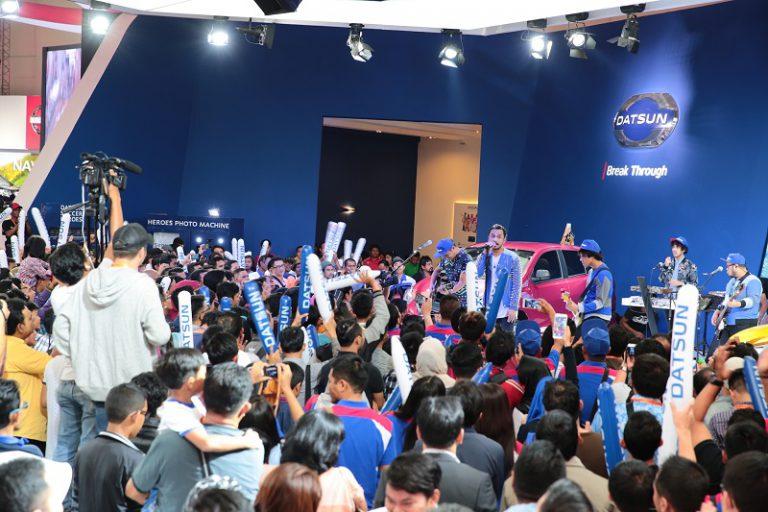 PT NMI Berhasil Jual Mobil Nissan dan Datsun Sebanyak 1.430 Unit di GIIAS 2016