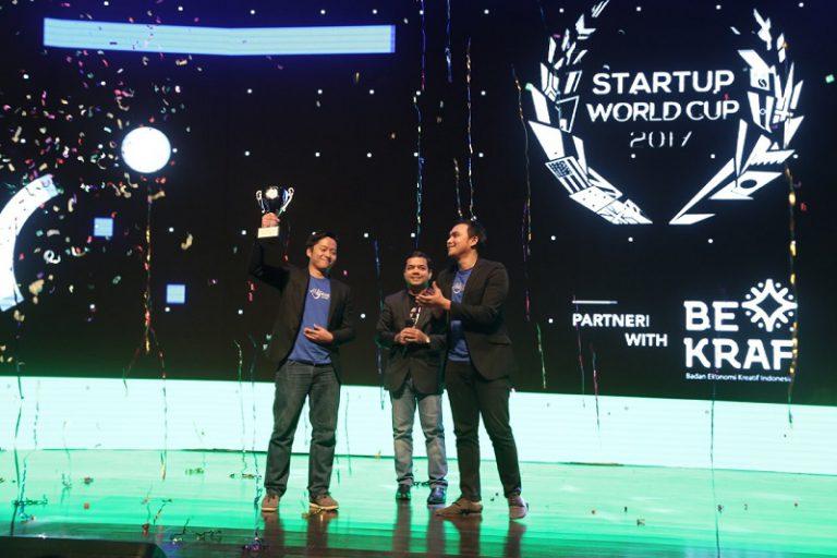 AhliJasa Pastikan Satu Kursi Indonesia di Grand Final Startup Tingkat Dunia